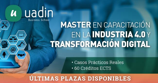 Master Industria 4.0