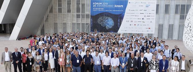 Forum 25 Aniversario AUSAPE