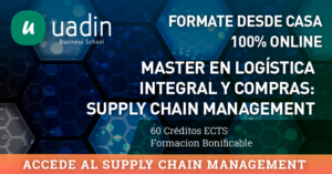 Máster en Logística Integral y Compras – Supply Chain Management