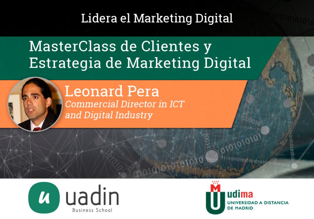Leonard Pera - Marketing Digital