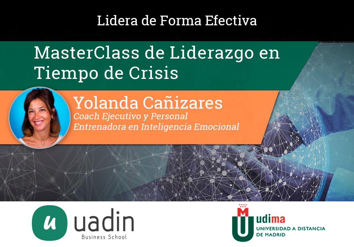 MasterClass de Liderazgo en Tiempo de Crisis - UADIN Business School