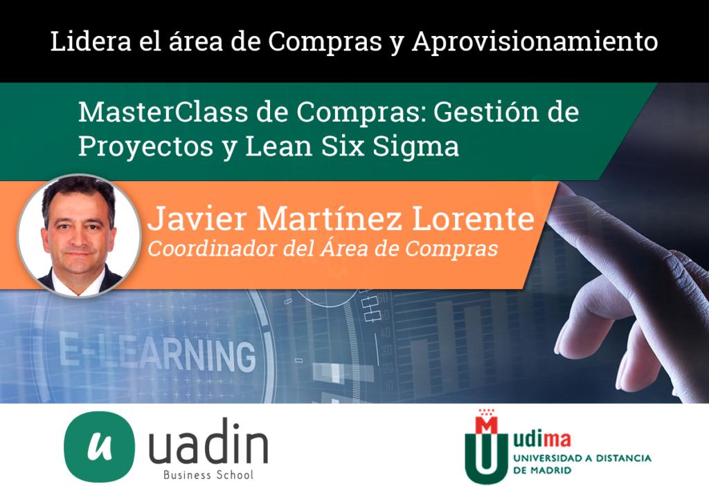 Javier Martinez - Gestión de proyectos y lean Six Sigma