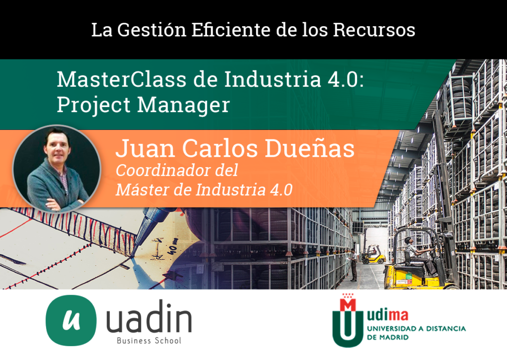 Juan Carlos Dueñas - Project Manager | UADIN Business School