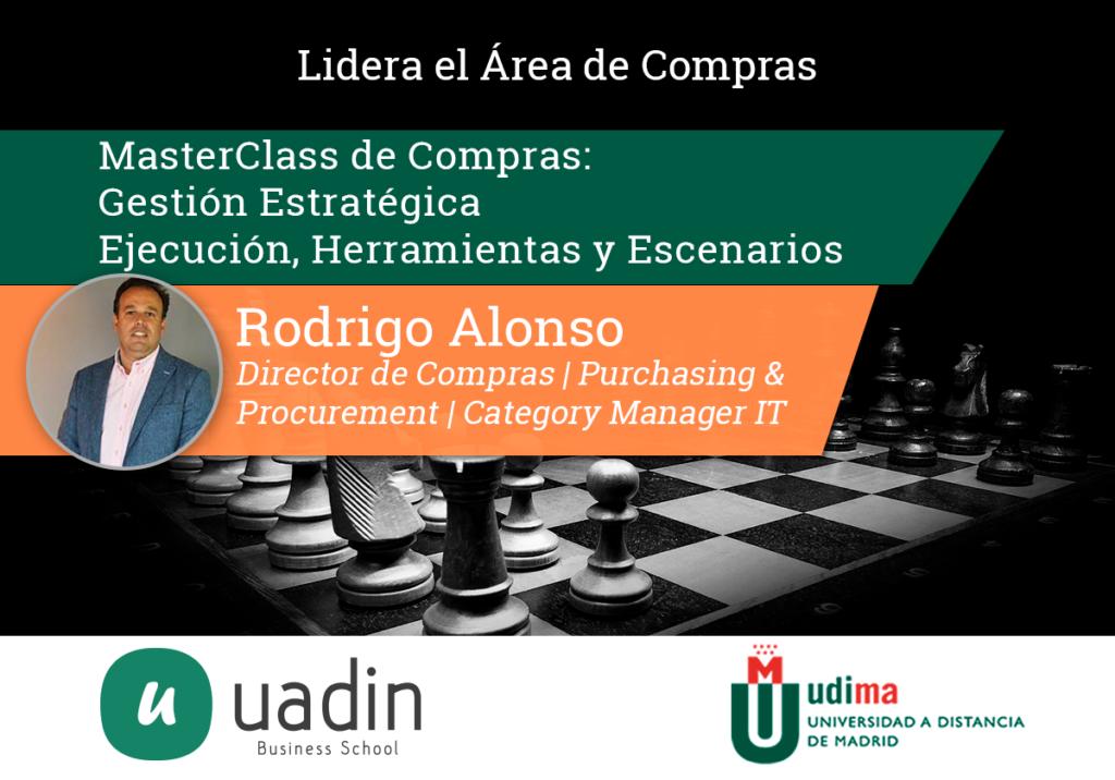 Rodrigo Alonso - Gestión Estratégica | UADIN Business School
