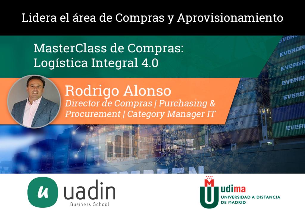 Rodrigo Alonso - Logística Integral | UADIN Business School