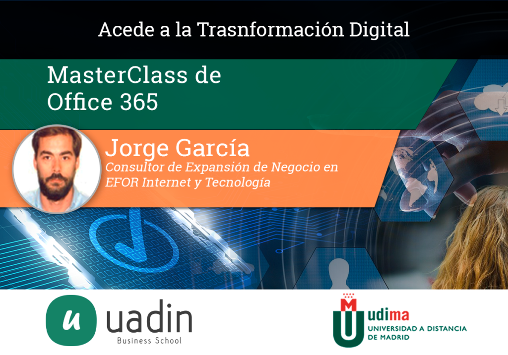 Jorge García - Office 365 | UADIN Business School
