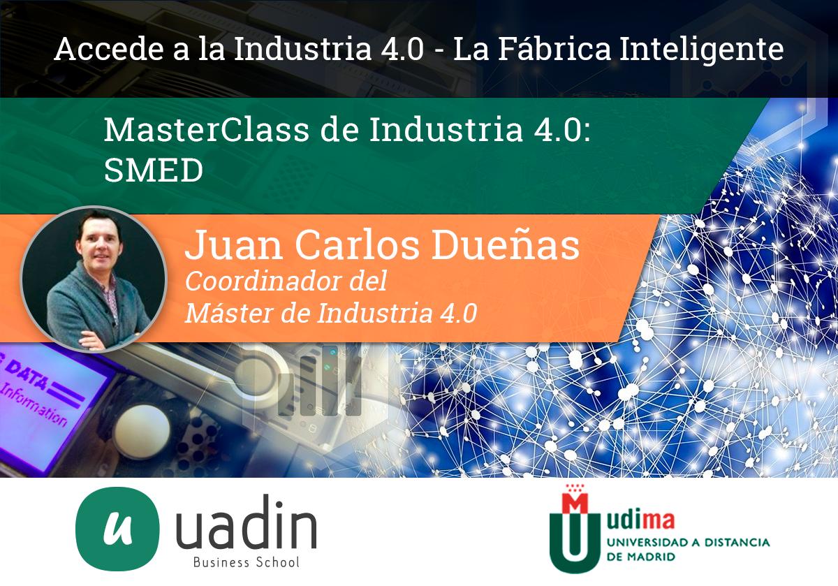 Juan Carlos Dueñas - SMED | UADIN Business School
