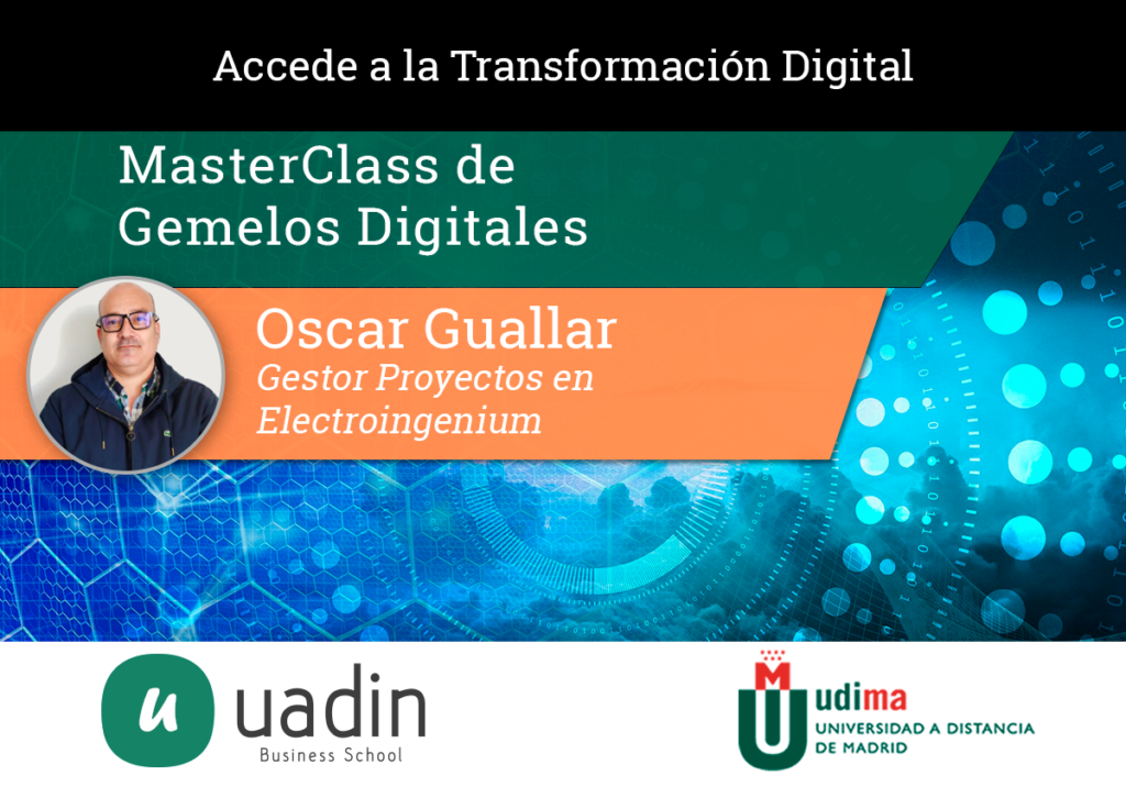 Oscar Guallar - Gemelos Digitales MasterClass