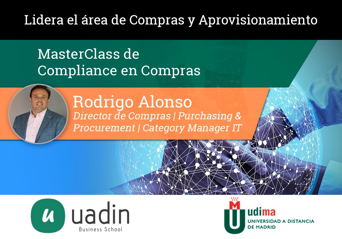 Rodrigo Alonso - Compliance en Compras