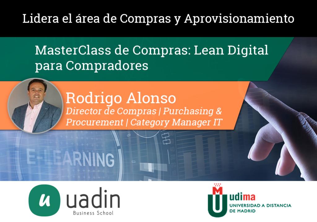 Rodrigo Alonso - Lean Digital para Compradores