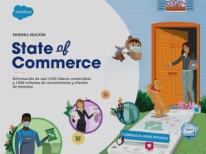 Salesforce: Portada Informe State of Commerce