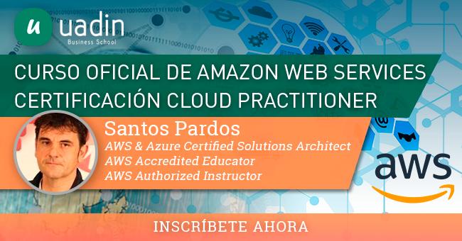 Curso Oficial Amazon Web Services - Certificación Cloud Practitioner